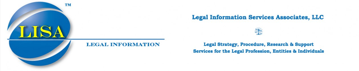 Legal Information Services Associates LLC