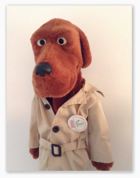 Crime doesn't pay... even for the victim.  Ask McGruff...