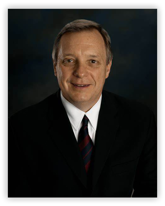 Sen. Richard Durbin (D-Illinois)